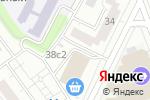 Схема проезда до компании Вам сюда в Москве