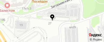 КАР-СТРАХОВКА на карте Москвы