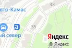 Схема проезда до компании МосГорУслуга в Москве