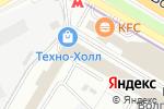 Схема проезда до компании District 2MAN в Москве