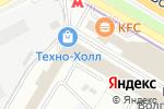 Схема проезда до компании Далина в Москве