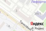 Схема проезда до компании Валери в Москве