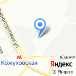 Pepelino на карте Москвы