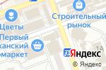Схема проезда до компании Маша и Медведь в Донецке
