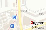 Схема проезда до компании Градус в Донецке