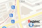 Схема проезда до компании Магазин одежды и обуви в Донецке