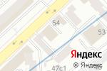 Схема проезда до компании КБ ЕвроситиБанк в Москве