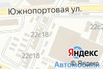Схема проезда до компании Магазин автозапчастей из Кореи в Москве