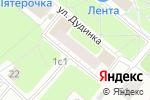 Схема проезда до компании СтройЛидер в Москве