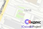 Схема проезда до компании Kreonix в Москве