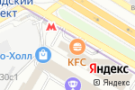 Схема проезда до компании ФУЛЬМИНАТ в Москве