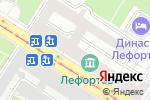 Схема проезда до компании Красота собачья в Москве