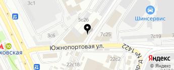 R DESIGN на карте Москвы