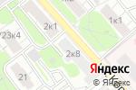 Схема проезда до компании ВенераЦентр в Москве