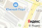 Схема проезда до компании Вин-Моторс в Москве