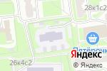 Схема проезда до компании Средняя общеобразовательная школа №935 с дошкольным отделением в Москве