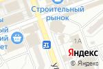 Схема проезда до компании Киоск по продаже хлебобулочной продукции в Донецке
