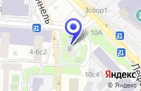 Схема проезда до компании МЕБЕЛЬИНТЕРЬЕР-2000 в Москве
