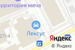 Схема проезда до компании GOST 743 в Москве