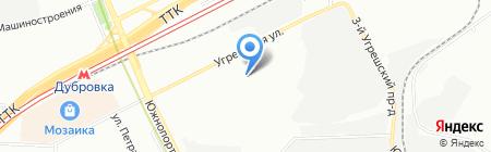 Жилищная социальная ипотека на карте Москвы
