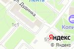Схема проезда до компании Славянка в Москве