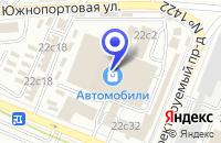 Схема проезда до компании ТФ АВТОСТИЛЬ в Москве