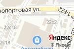 Схема проезда до компании Gerit.ru в Москве