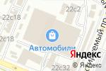 Схема проезда до компании Xenonoptru в Москве