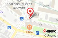 Схема проезда до компании Айкон Коммьюникейшнс в Москве