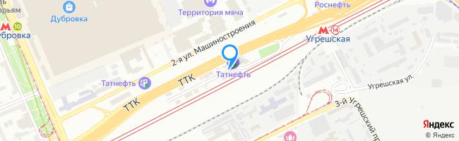 проезд Угрешский 1-й