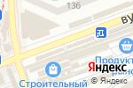 Схема проезда до компании Магазин алкоголя в Донецке