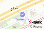 Схема проезда до компании JinRock в Москве