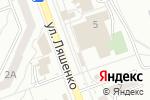 Схема проезда до компании ЧудоПечь в Донецке