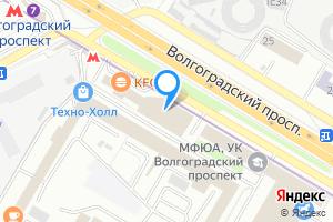 Сдается комната в многокомнатной квартире в Москве м. Волгоградский проспект, Волгоградский проспект, 32к2