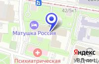 Схема проезда до компании ТФ АССОЦИАЦИЯ БОЛЬШИХ ВОЗМОЖНОСТЕЙ в Москве