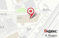 Схема проезда до компании РиалБилд в Москве