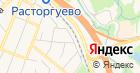 Империя Потолков на карте