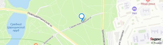 Садово-Крестьянская улица