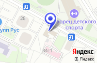 Схема проезда до компании ТОРГОВО-СЕРВИСНАЯ ФИРМА БАРКО в Москве