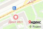 Схема проезда до компании Бутыли Ру в Москве
