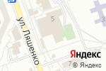 Схема проезда до компании Лидер в Донецке