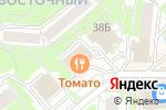 Схема проезда до компании Магнит Косметик в Туле
