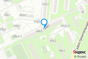 Комната в Москве Судостроительная ул., 49к3