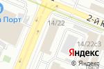 Схема проезда до компании Адвикс в Москве
