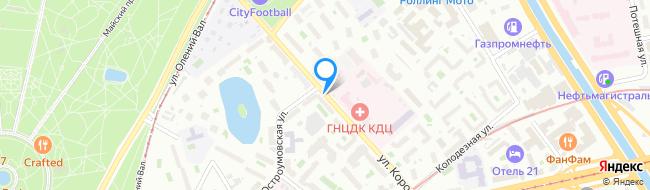 улица Короленко