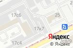 Схема проезда до компании СТК в Москве