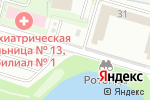 Схема проезда до компании Интернет-магазин электрооборудования 220city.ru в Москве