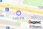 Схема проезда до компании ЦентрТехноСерт в Москве