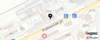 Tunning car 24 на карте Москвы