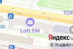 Схема проезда до компании Мир Солнца в Москве